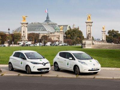 La conferencia sobre el cambio climático, una buena excusa para apoyar a la movilidad eléctrica