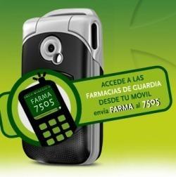 Consulta las farmacias de guardia desde el móvil