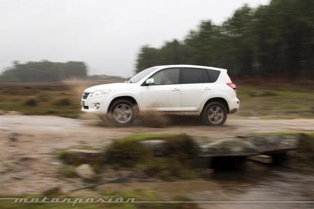 Aventura 4x4 Toyota Rav4