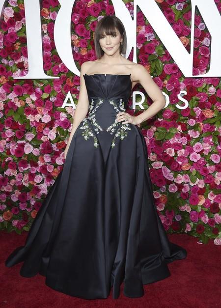 alfombra roja tony awards Katharine Mcphee