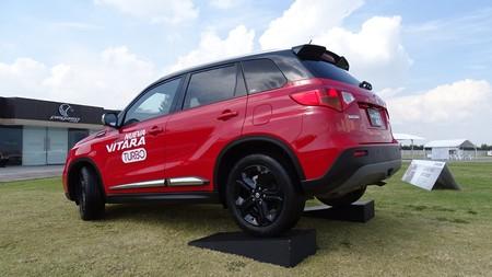 Suzuki Vitara Turbo 2017 16