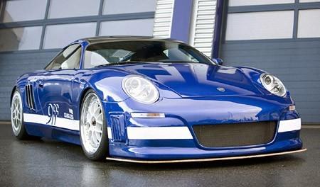 El Porsche GT9 de 9ff funde el récord de velocidad del Veyron