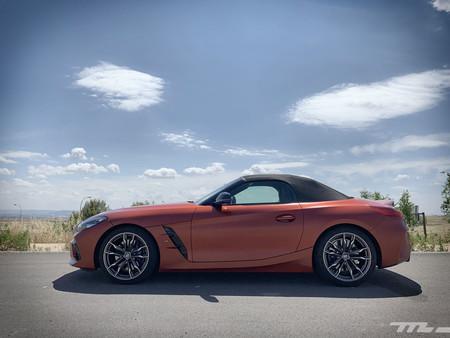 BMW Z4 M40i Prueba lateral