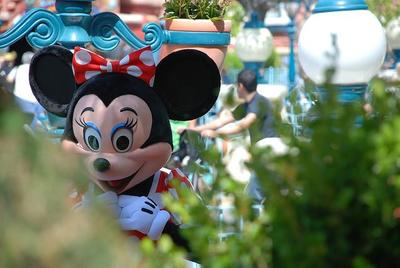 Disneyland es el lugar más visitado por los usuarios de Instagram en 2014