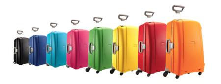 Samsung y Samsonite quieren que tu próxima maleta se conecte al móvil y haga check in sola