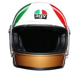 Foto 1 de 6 de la galería agv-legends-x3000-ago-1-y-gloria-y-x70-pasolini en Motorpasion Moto