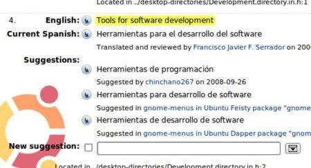 Sprint final de colaboración con las traducciones de Ubuntu 8.10