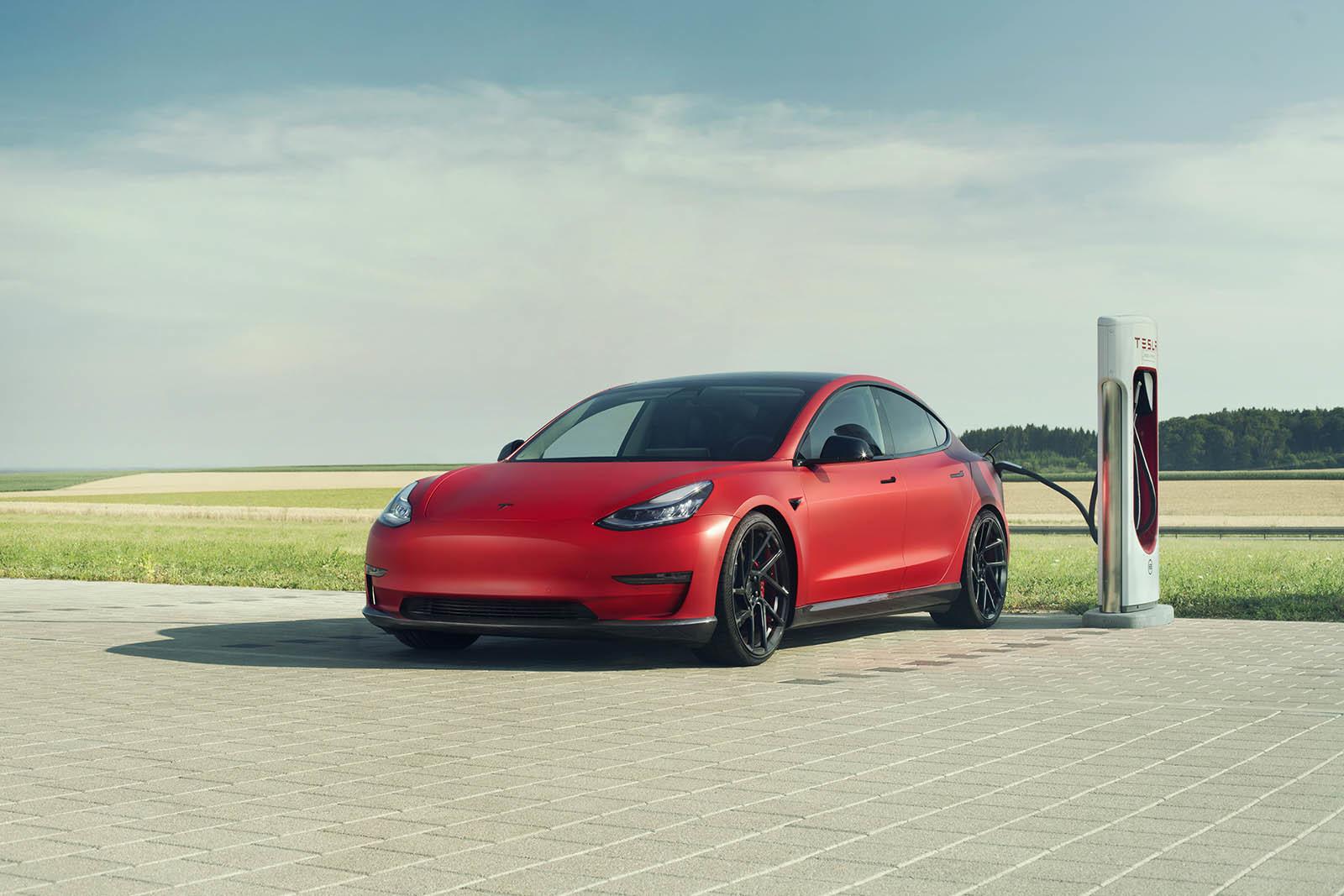 Foto de Novitec Tesla Model 3 (7/14)