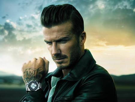 David Beckham, el pijo