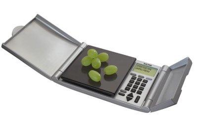 Conoce cuántas calorías ingieres con la ayuda de Nutri- Weight & Go Dietary Computer