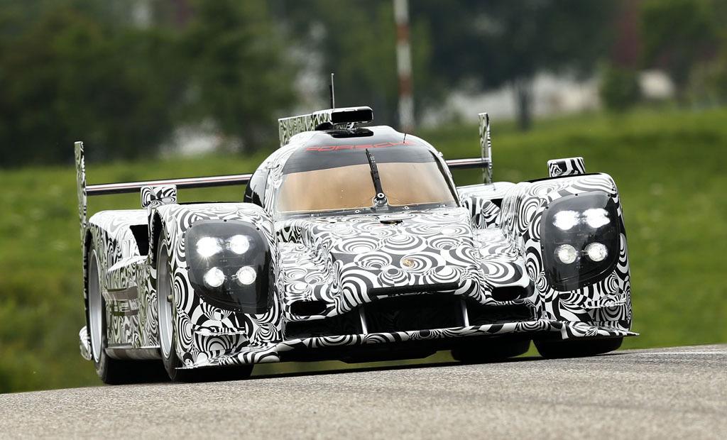 Foto de Porsche LMP1 (8/10)