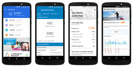 Análisis del Moto G6 Play