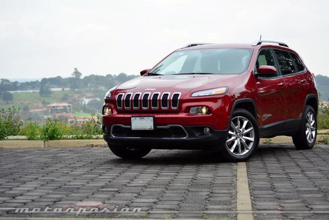 Jeep Cherokee Limited, prueba (parte 2)