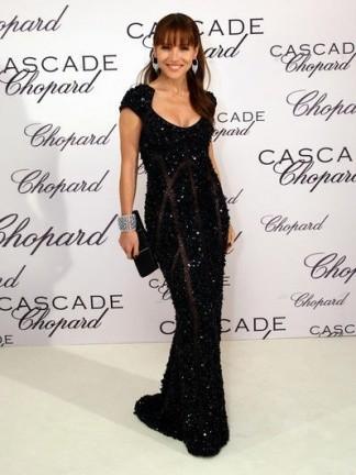 Elsa Pataky ya está en Cannes
