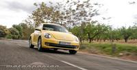 Volkswagen Beetle 1.2 TSI, prueba (valoración y ficha técnica)