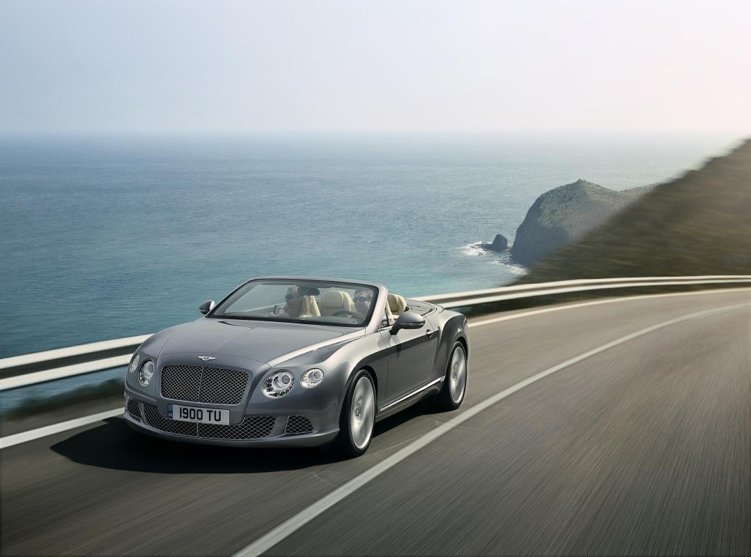 Foto de Bentley Continental GTC (1/12)