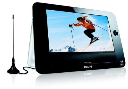 [IFA 2007] Televisores portátiles de Philips