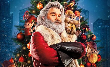 'Crónicas de Navidad' es una floja aventura navideña que ni siquiera Kurt Russell logra animar