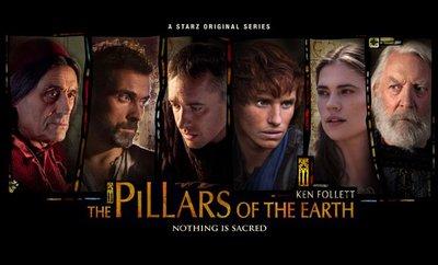 'Los pilares de la Tierra' se convierte en una miniserie de éxito