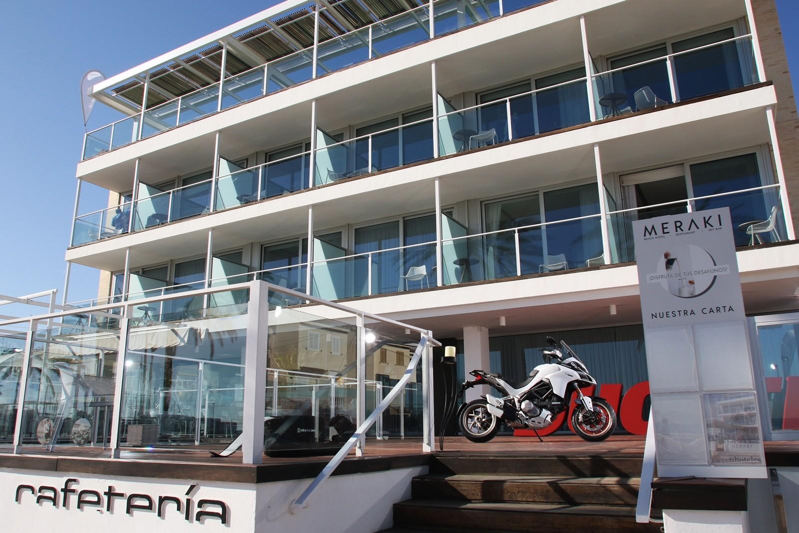 Foto de Ducati Multistrada 1260 2018 prueba (8/21)