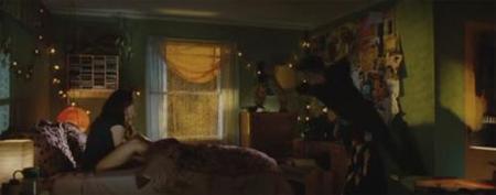 El dormitorio de Bella Swan después.