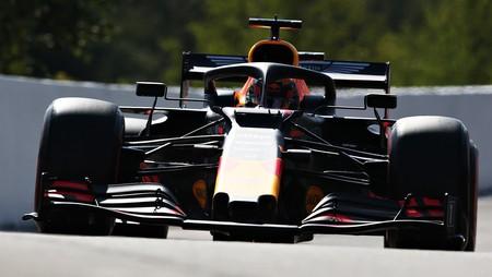 Albon Spa F1 2019