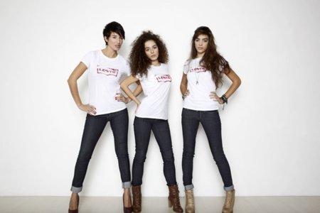 Las nuevas chicas Curved Id de Levi