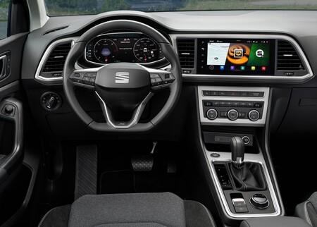SEAT Ateca 2021: precios, versiones y equipamiento en México 9