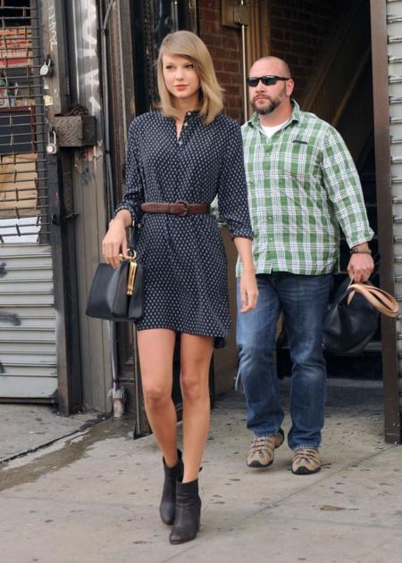 Taylor Swift no siempre acierta