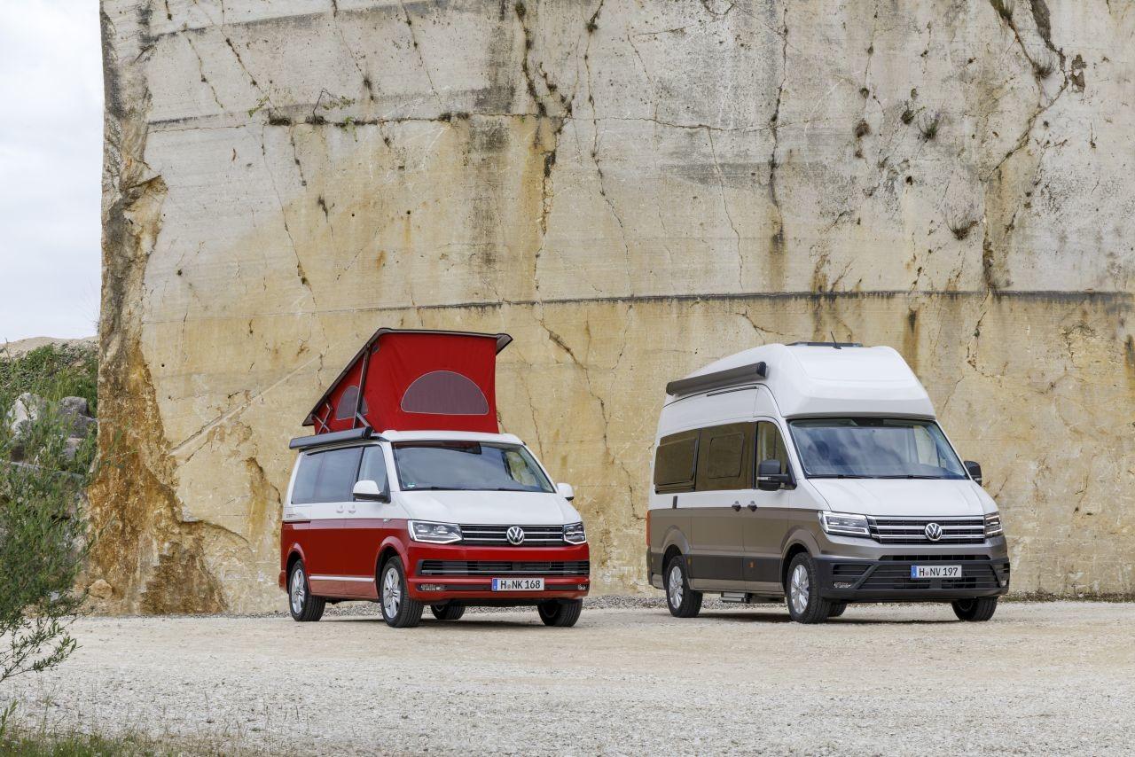 Foto de Volkswagen Grand California (1/11)