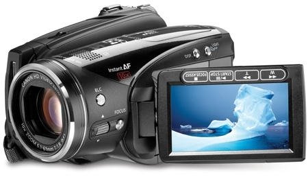 Canon HV30 normal