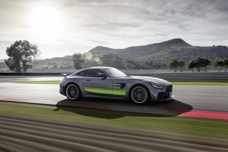 Foto de Mercedes-AMG GT R PRO (5/26)