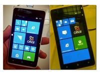 Un Lumia 900 corriendo Windows Phone 7.8 aparece en Shanghai