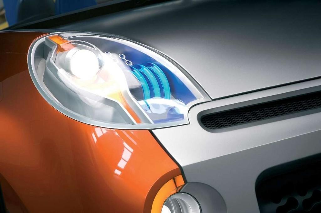 Foto de Renault Kangoo Compact Concept (1/17)