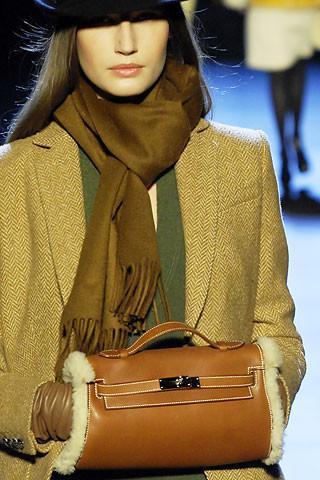 Bolso manguito Hermès