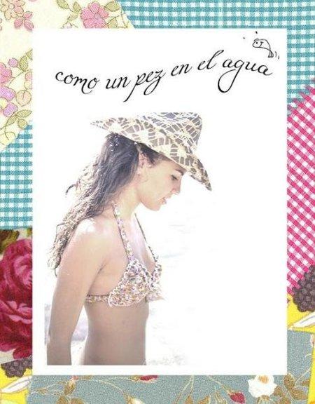 Bikinis únicos y exclusivos made in Spain: Como un pez en el agua
