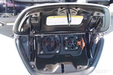 Un caso práctico: ¿cuánto se tarda en cargar el Nissan Leaf?