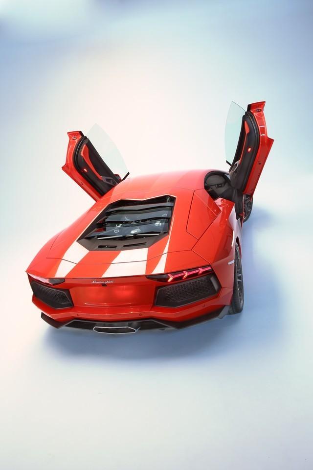 Foto de Lamborghini Aventador LP700-4 (57/62)
