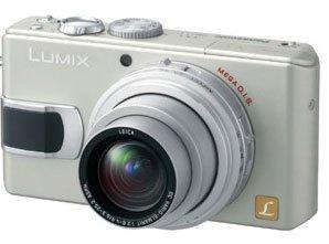 Panasonic DMC-LX1 hace fotos panorámicas