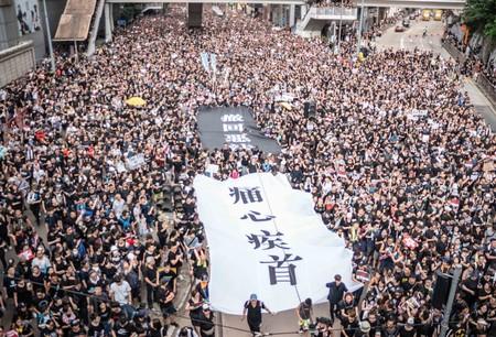 Así están reaccionando las empresas tecnológicas ante las protestas en Hong Kong