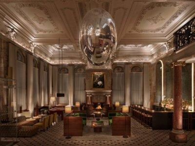 The London Edition, el lujo hecho hotel en el SoHo londinense