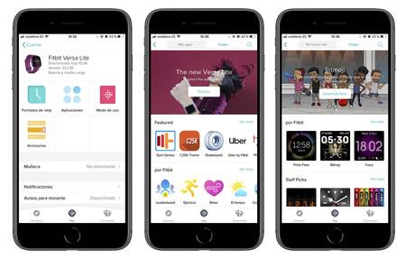 Fitbit App 3