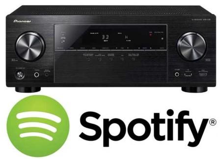 Pioneer integrará soporte para Spotify Connect en varios de sus productos
