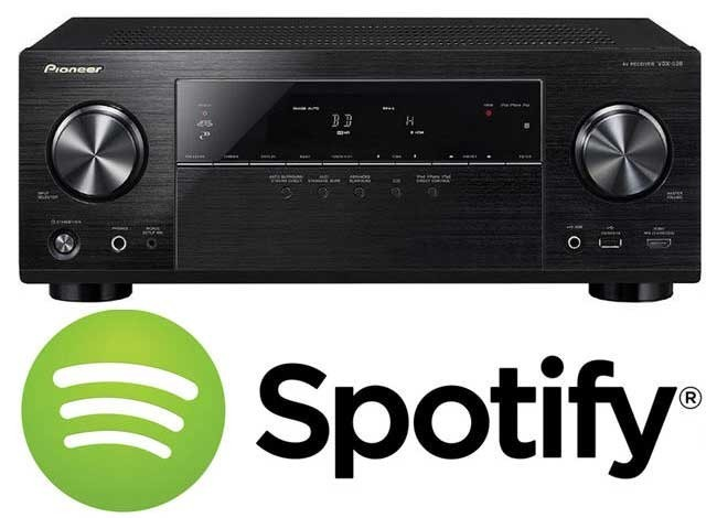 Pioneer Spotify Connect