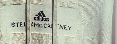 La colección más exclusiva de Adidas by Stella McCartney solo tiene 50 sudaderas, pero su gran novedad está en el tejido eco