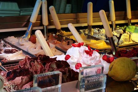 Gelato, el auténtico helado italiano