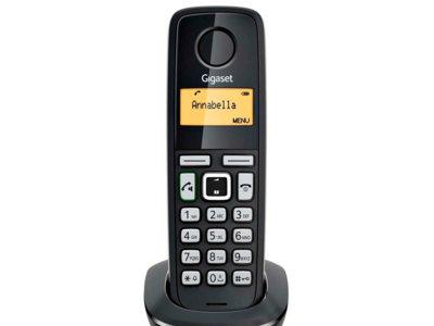 Teléfono inalámbrico Gigaset A220 por 14,36 euros
