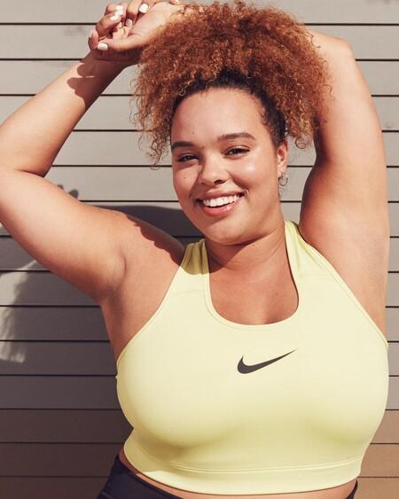 Siete sujetadores deportivos de Nike de rebajas para crear un look de gimnasio de diez por menos de lo que piensas