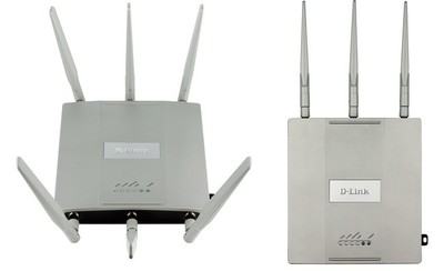 D-Link DAP-2695, punto de acceso inalámbrico compatible con WiFi AC