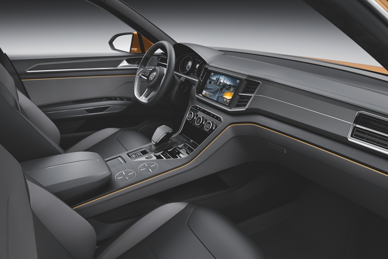 Foto de Volkswagen CrossBlue Coupe Concept (21/25)